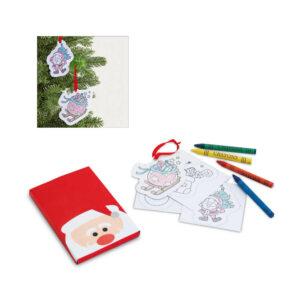 παιδικό Χριστουγεννιάτικο Σετ Ζωγραφικής